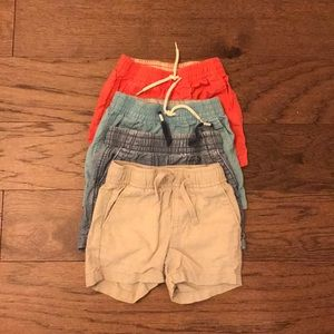 Four Pairs of Shorts